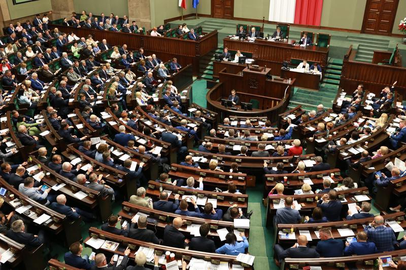 Zdjęcie nr 1, fot. Kancelaria Sejmu/Krzysztof Białoskórski