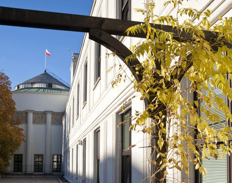Zdjęcie nr 1, fot. Kancelaria Sejmu