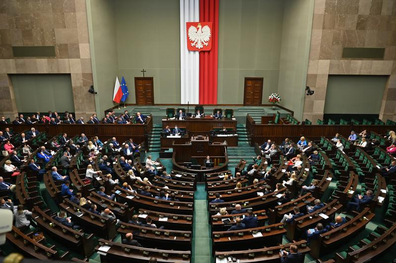 Podsumowanie 14. posiedzenia Sejmu