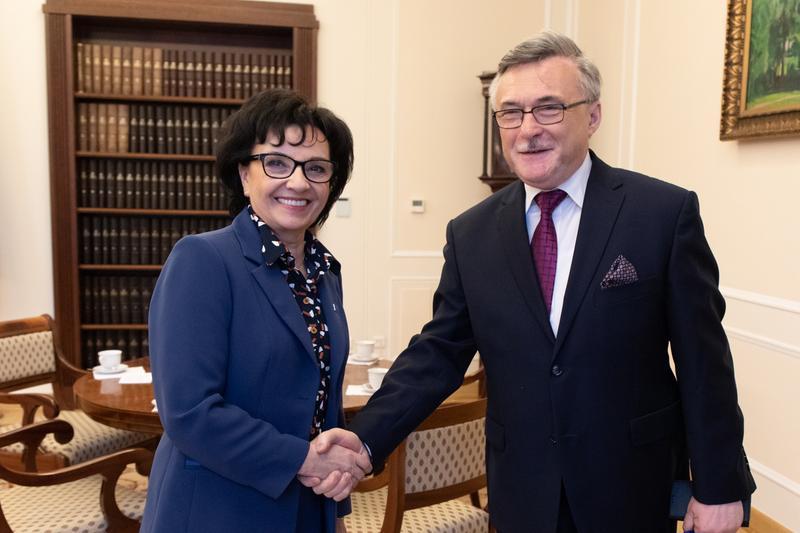 Zdjęcie nr 1, fot. Kancelaria Sejmu / Rafał Zambrzycki