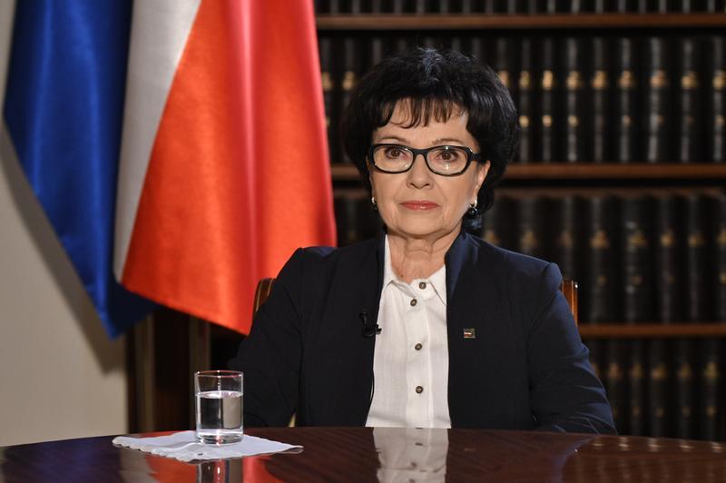 Zdjęcie nr 1, fot. Kancelaria Sejmu / Łukasz Błasikiewicz
