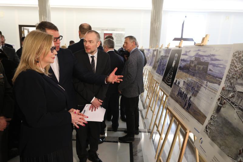 Zdjęcie nr 1, fot. Kancelaria Sejmu / Krzysztof Kurek