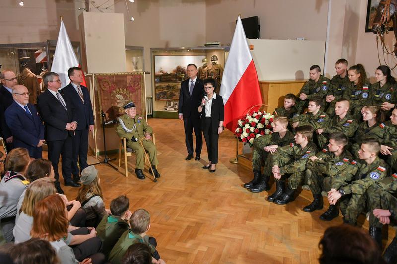 Zdjęcie nr 2, fot. Kancelaria Sejmu / Łukasz Błasikiewicz