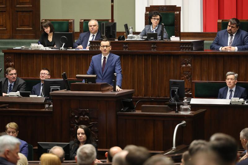 Zdjęcie nr 2, fot. Kancelaria Sejmu / Rafał Zambrzycki